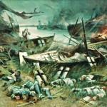 Bitwa na Zalewie Wiślanym  – Po bitwie, Henryk Baranowski